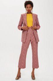 Floral Jacquard Suit - Suits   Co-ords - Clothing at Topshop