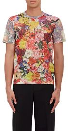 Floral Mesh T-Shirt at Barneys