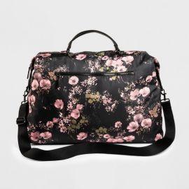 Floral Nylon Weekender Handbag at Target
