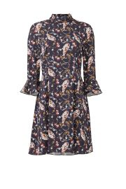 Floral Pollock Dress by Slate Willow at Rent The Runway
