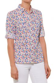 Floral Print Shirt at Tommy