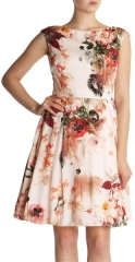 Floral Rupin Bloom Dress at Ted Baker