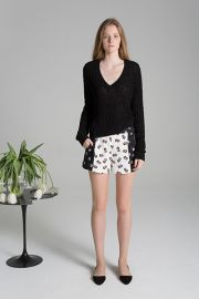 Floral Shorts at A.L.C.