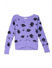 Floral Sweatshirt at Splendid