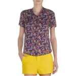 Floral blouse by Girl by Band of Outsiders at Barneys