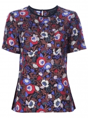 Floral blouse by Marc by Marc Jacobs at Farfetch