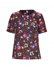 Floral blouse by Marc by Marc Jacobs at Stylebop