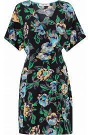 Floral dress by Diane von Furstenberg at The Outnet