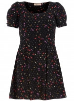 Floral dress from Dorothy Perkins at Dorothy Perkins