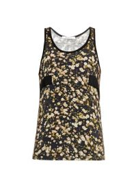 Floral tank top by Givenchy at Matches