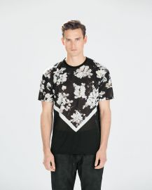 Flower Print Tshirt at Zara