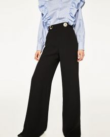 Flowing Trousers at Zara