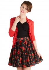 Focus on Flowers Skirt at ModCloth