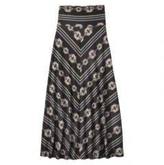 Foldover Maxi Skirt at Target