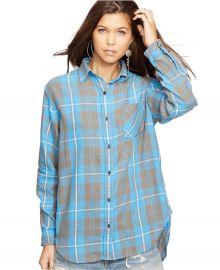 Folkstone plaid shirt at Macys