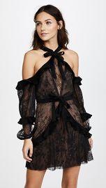 For Love  amp  Lemons Margot Off the Shoulder Mini Dress at Shopbop