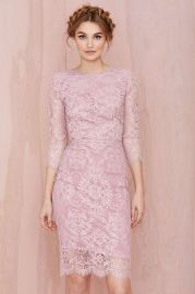 For Love and Lemons Pot Pourri Dress at Nasty Gal