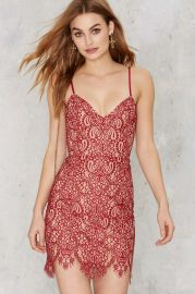 For Love and Lemons Vika Dress at Nasty Gal