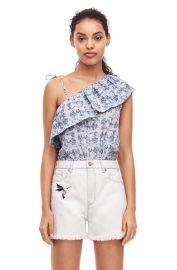 Foraison Top at Rebecca Taylor