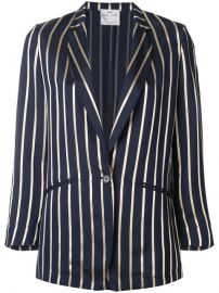 Forte Forte Woven Stripe Blazer  620 - Buy SS18 Online - Fast Global Delivery  Price at Farfetch