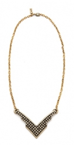 Fortunes Fool necklace by Vanessa Mooney at Shopbop