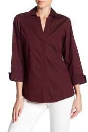 Foxcroft blouse at Nordstrom Rack