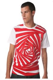 Fractal Tee at Urban Outfitters
