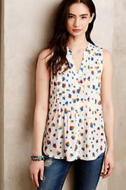 Fragola Ruffle Tank at Anthropologie