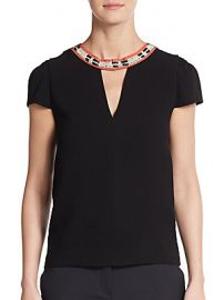 Fraiche top by Maje at Saks Off 5th