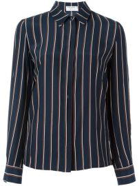 Frame Denim Striped Shirt  - Smets at Farfetch