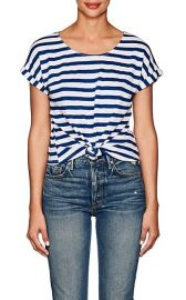Frame Striped Tshirt at Barneys