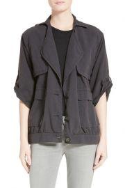Frame oversized jacket at Nordstrom Rack