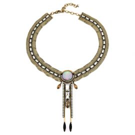 Francisco Necklace at LionetteNY