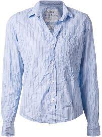 Frank andamp Eileen Fine Striped Shirt - Hirshleifers at Farfetch