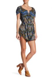 Free People   Dream All Night Romper  at Nordstrom Rack