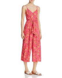Free People Hot Tropics Jumpsuit at Bloomingdales
