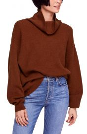 Free People Softly Structured Knit Tunic at Nordstrom