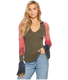 Free People Sunshine Thermal  at Zappos