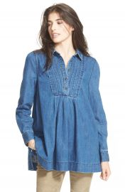 Free People  Baby Blues  Denim Tunic at Nordstrom
