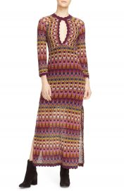 Free People  Good Vibration  Cotton Maxi Sweater Dress at Nordstrom