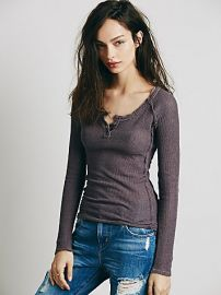 Free People  Rag Tag Henley at Free People
