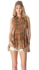 Free People After Dark Garden Top at Shopbop