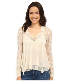Free People Angel Days Pullover Antique Combo at 6pm