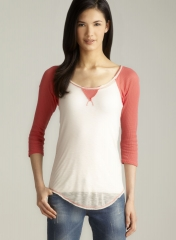 Free People Baseball Tee at Loehmanns