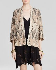 Free People Cardigan - Butterfly Kimono at Bloomingdales