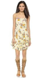 Free People Circles Slip Dress at Shopbop