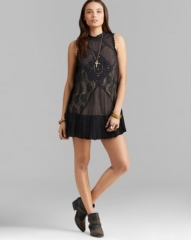 Free People Dress - Angel Lace at Bloomingdales
