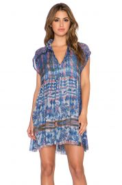 Free People Empire Extreme Shirtdress at Revolve