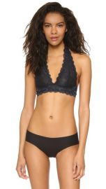 Free People Galloon Lace Halter Bra at Shopbop