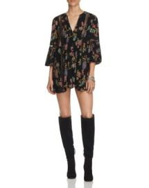 Free People Just the Two of Us Tunic Dress at Bloomingdales